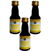 Zaprawka Strands Citron Vodka 25ml
